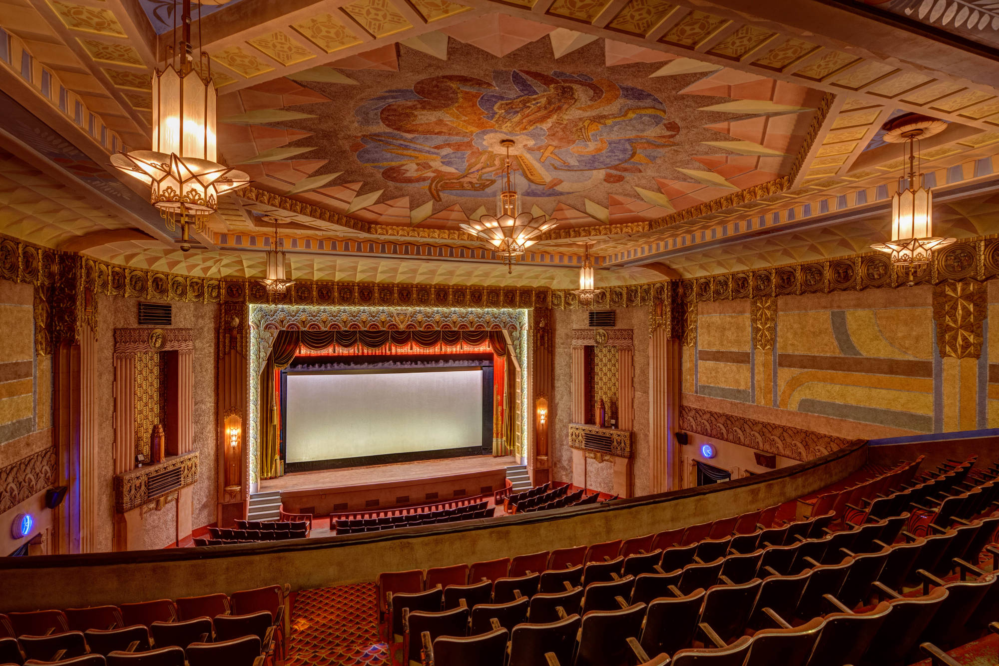Washoe Theater - Anaconda, Montana